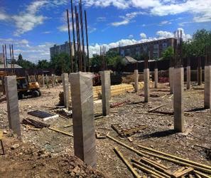 монолитные колонны
